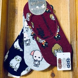 Harry Potter Socks 3 Pairs